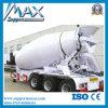 3 Axle Cement Mixture Semi Trailer