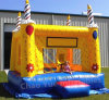 Hot Birthday Cake Inflatable Jumping Castle for Kids (CYBC-1492)