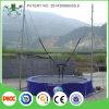 Hotsale Single Bungee Jumping Trampoline for Sale
