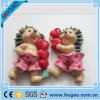 3D Polyresin Animal Hedgehog Fridge Magnet