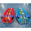 Double Row Flying Fish Boat Inflatable Water Toys/ 0.9mm PVC Tarpaulin Inflatable Boat