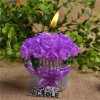 Lz0004 Wedding Decorative Flowers Silicone Candle Moulds