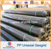 PP Uniaxial Geogrid for for Landfill Side Slops Reinforcement