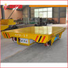 End Stop Busbar Powered Motorized Transfer Trailer