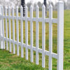 Precision CNC Machinery Powder Coated Fence, Outdoor Fence,