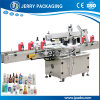 Automatic Food Cosmetic Plastic & Pet Bottle Sticker Label Labeling Machine