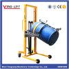 55 Gallon Steel Hydraulic Drum Dumper