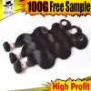 Thick End Body Wave Malaysian Hair Extension