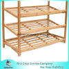 Modern 3-4 Layer Style Factory Customized Cheap Shoe Storage Bench