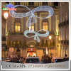 Outdoor Commercial Christmas Skylines Street LED Decoration Light