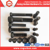 Carbon Steel Allen Screw, Hex Screw and Nuts, DIN912