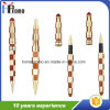 High Quality Promotion Wooden Pen with Mosaic