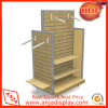 Wooden Gondola Display Stand for Clothes