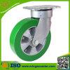 Industrial Heavy Duty PU Wheels Swivel Caster
