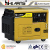 Air-Cooled Silent Type Diesel Generator Set (DG4500SE3)