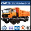 Beiben 8X4 50 Ton 6 Wheel Dump Truck