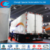 8*4 Big Capacity Seafood Freezer Trucks