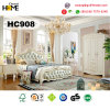 Hot-Sell Antique Furniture Wood Bedroom Set for Home (HC908)