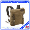 Students Fashion Casual Canvas Backpack for Books and Campus