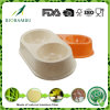 Eco-Friendly Bamboo Fiber Pet Food/Drinking Bowl (YK-P6007)