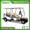 Ce 6 Seaters 3.7kw Golf Course Electric Cart with Roof