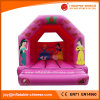 2017 Inflatable Jumping Pink Princess Castle Combo Bouncer (T1-404B)