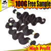 6grade Deep Wave of Indian Hair Kbl Hair Product