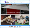 WPC Profiles Machine, WPC Wall Panel Making Machine / Conical Twin Screw Extruder