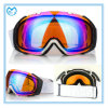 Anti Impact Eyewear Snowboarding Goggles with Interchangeable Lenses