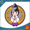 Custom Newest Personalized Cute Flute Girl PVC Cup Coaster