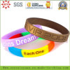 Professional Big Factory Do Custom Silicone Bracelets