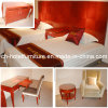 2014 Kingsize Luxury Chinese Wooden Restaurant Hotel Bedroom Furniture (GLB-80008)