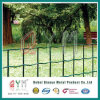 Green Color PVC Holland Euro Fence/ Euro Welded Fence