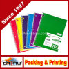 Spiral Notebook 1-Subject, 70-Count, Wide Ruled, Assorted Colors (520077)