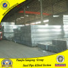Different Sizes10X10-100X100mm Pre-Galvanized Square Tube