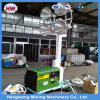 China Diesel LED Mobile Light Tower