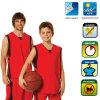 OEM 100%Polyester Custom Basketball Wear (ATBJ-0071)