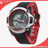 Outdoor Sports Dual Time Two Movt Digital Watch (DY80026)