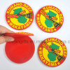 Custom Soft PVC Rubber Beer Coaster