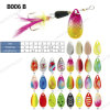 Hot Selling Metal Fishing Spinner Lure