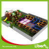 Liben Large Combined Playground Indoor Trampoline Location