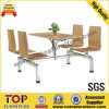 Stainless Steel Fast-Food Restaurant Sets