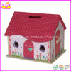 Wooden Children Play Doll House (W06A036)