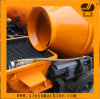 Portable Trailer Concrete Pump with Mixer (JBT30)