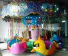 Indoor Playground Funny Kiddie Ride Birds Flying Chair