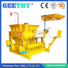 Qmy6-25 Automatic Mobile Hydraulic Laying Block Making Machine