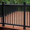 Galvanized PVC Coated Palisade Fencing Mesh