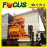 Js500 Double Shafts Forced Concrete Mixer with Good Quality