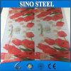 Four Color Printed Tinplate Steel Sheet Painting