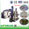 4 Colour Stack Type Plastic Bag Flexo Printing Machine